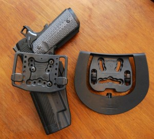 Blackhawk! Serpa Concealment belt and paddle mounts