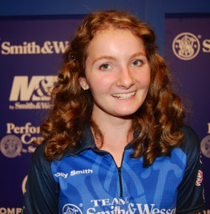 Molly Smith Team Smith & Wesson Pro Shooter