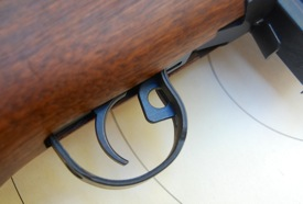 Springfield Armory M1A safety