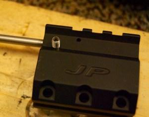 AR-15 JP Gas Block Installation adjustable