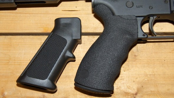 Blackhawk! AR-15 Ergonomic Grip