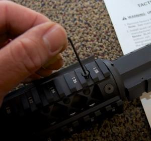 Blackhawk! AR-15 Quad Rail Forend (1)