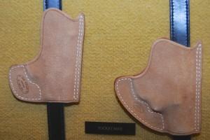 El Paso Pocket Max holsters