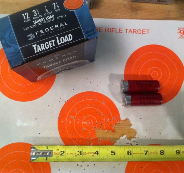 Federal Target shotgun Load