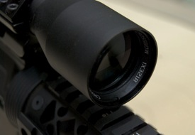 Hawke 1x32 Multi-Purpose Scope coated lens