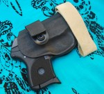 An Elegant Ladies Gun Holster: The Looper Marilyn