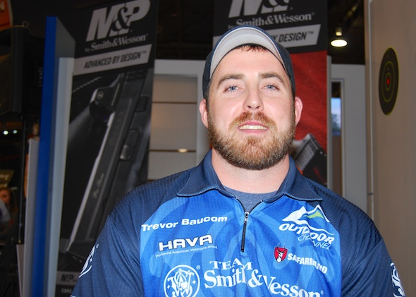 Trevor Baucom, Team Smith & Wesson