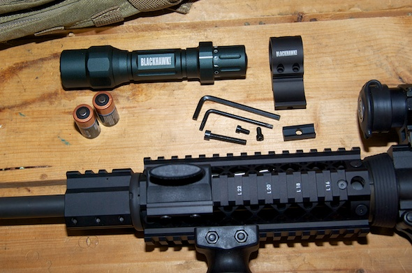 mounting a tactical light on your ar 15 my gun culture 87846