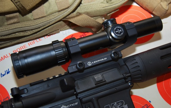 Bushnell Elite Tactical SMRS 1-6.5x24 Rifle Scope