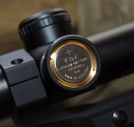 Bushnell Elite Tactical 1 6 5x24 23 battery