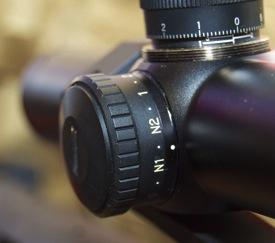 Bushnell Elite Tactical SMRS night vision