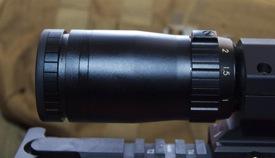 Bushnell Elite Tactical SMRS zoom ring