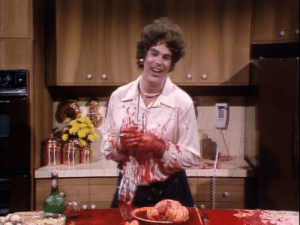 Dan Akroyd Julia Child SNL