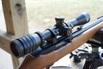 A Look Through The Redfield Battlezone Tactical .22LR Scope