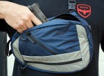 Carry In Plain Sight With Blackhawk!'s Diversion Carry Slingpack Holster