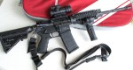 Transforming A Basic AR-15 To A Home Defense Rifle