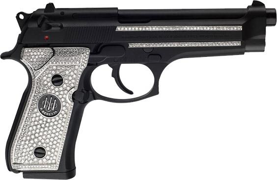Beretta Diamond pistol