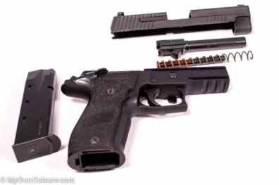 Sig Sauer P226 Elite SAO-5-2