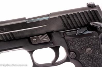 Sig Sauer P226 Elite SAO-6-2