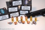 The Doubletap Ammunition .450 SMC rounds work from a standard +P rated .45 ACP pistol.