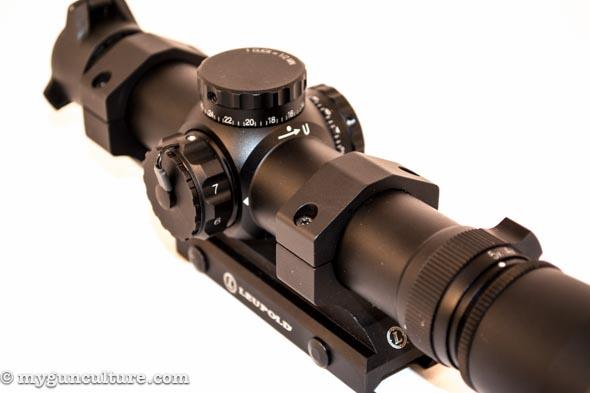 Leupold Mark 4 MRT 300 AAC BLackout 1.5-5x20mm