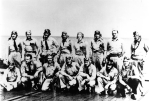 Torpedo Squadron 8 aboard the USS Hornet (CV-8) June 4, 1942. Photo: U.S. Navy
