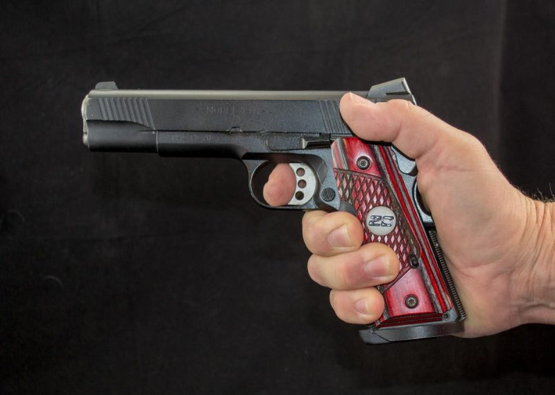 Under what legal circumstances can you pull the trigger in self-defense?