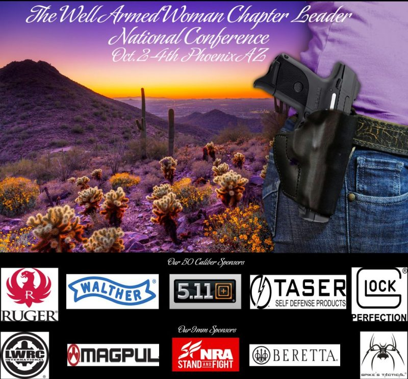 The Well Armed Woman 2015 Leader Conference