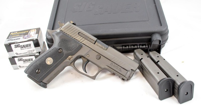 Sig Sauer's new P229 Legion 9mm