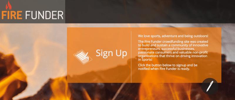 Firefunder kickstarter for guns