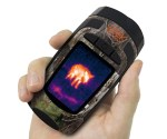 Seek Thermal's Reveal combination thermal imager and camera and flashlight.