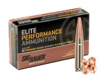 Sig Sauer 300 Blackout Ammunition for Hunting
