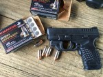 Review: Springfield Armory XD-S with Crimson Trace Laserguard