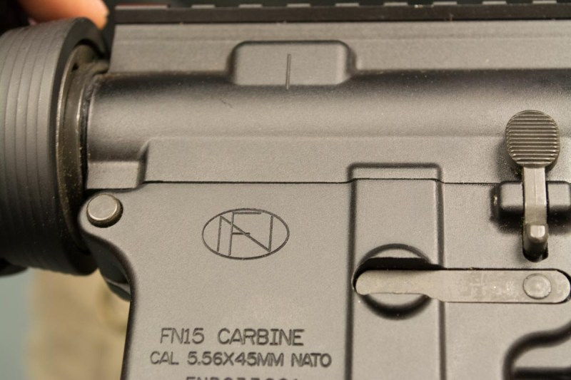 FN-15 receiver