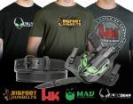 Win A H&K VP9, Custom Alien Gear Holster and Bigfoot Gun Belt