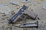 Smith & Wesson Expands M&P 22 Compact Pistol Series with New Cerakote Flat Dark Earth Finish