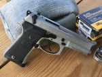 Gun Review: Beretta 92 Compact INOX 9mm Pistol