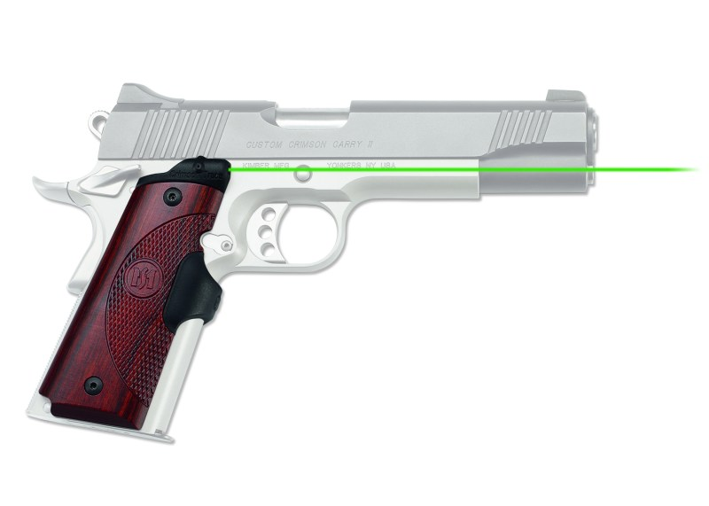 New Master Series Lasergrips from Crimson Trace.