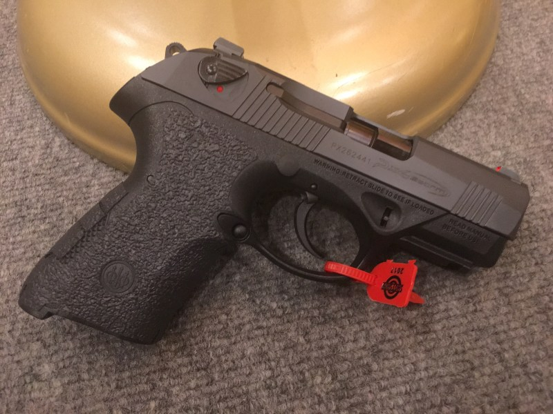 The new Beretta PX4 Compact Carry