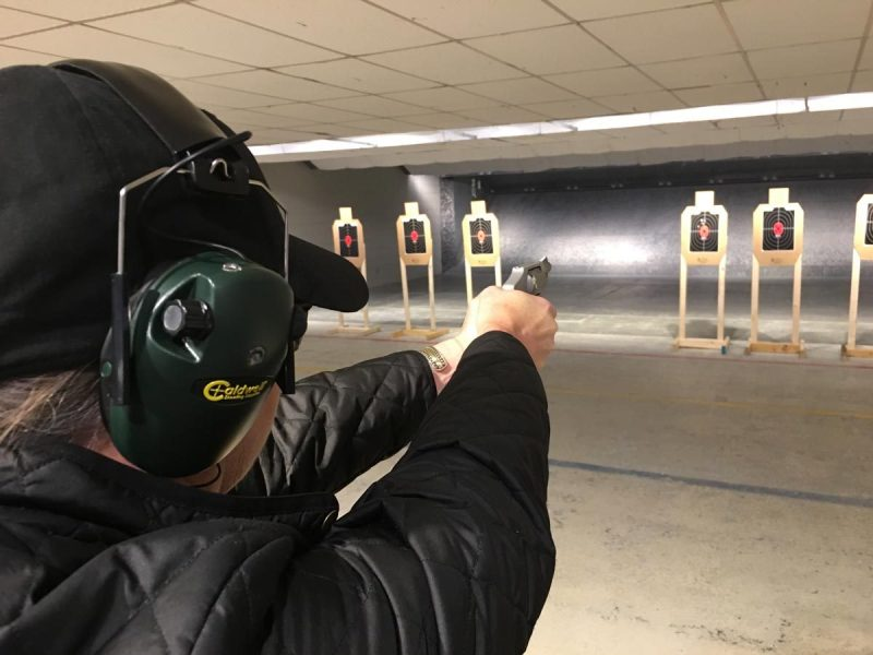 There are gun ranges almost everywhere, and most will offer individual or group training at a reasonable cost.