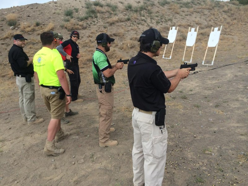 After taking a state concealed carry course, you'll want to take a real self-defense training class. It'll open your eyes and get you started on a lifelong path of learning.