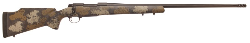 New Nosler M48 Long Range Rifle.
