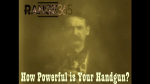 How Powerful Is Your Handgun? [VIDEO]