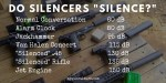 silencer suppressor noise levels