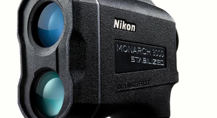 Nikon Debuts 3,000 Yard Stabilized Rangefinder