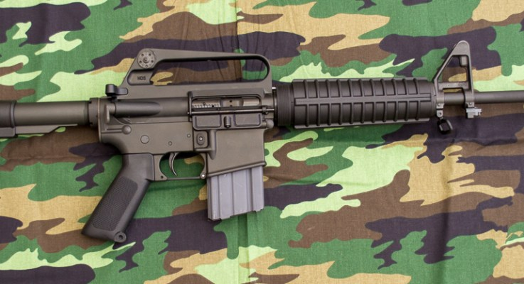 A Retro History of the Colt Commando XM177 Carbine