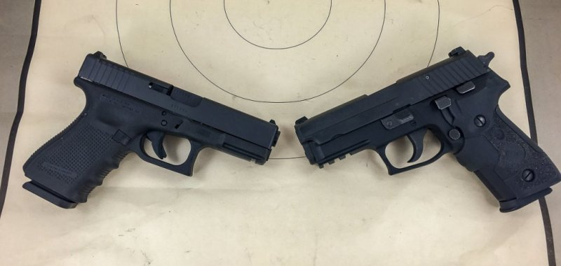 Both of these are solid carry guns. Would you ever choose to carry the one you didn't shoot as well solely based on price?