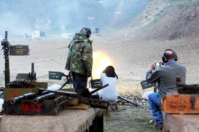 knob creek shooting range