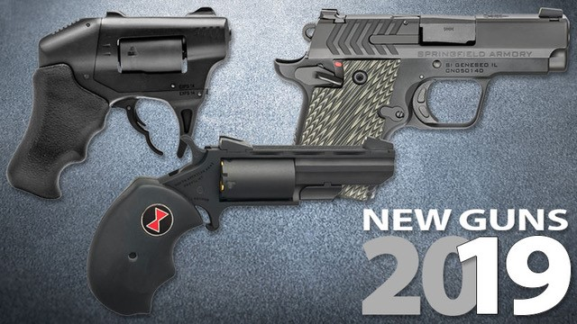 11 New Pocket Pistols for 2019