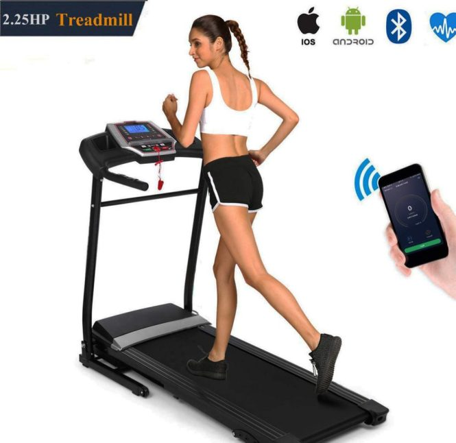 Best Budget Multi Functional Treadmill For Small Home Apartment
